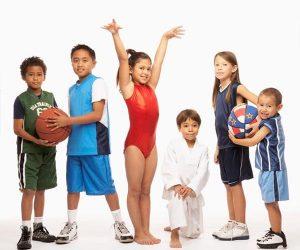 спорт-дете