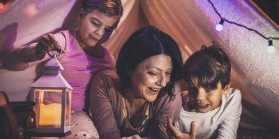 Crianças em casa 030420