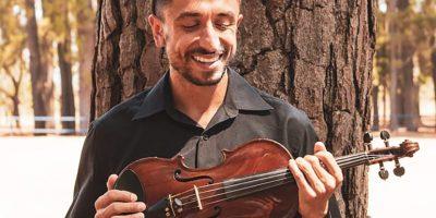 emiate violino professor